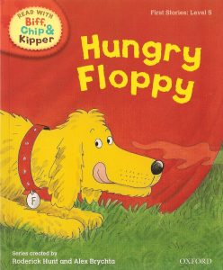 Hungry Floppy Book by Roderick Hunt